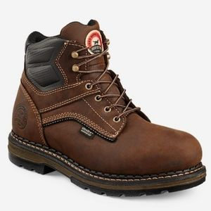RAMSEY 6-INCH WATERPROOF LEATHER SAFETY BOOT
